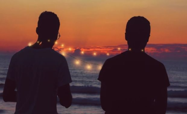 Friendship Love Quotes Sunset